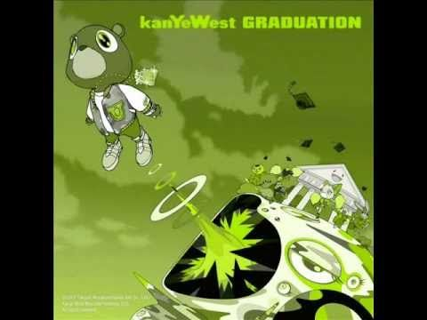 Kanye West Can T Tell Me Nothing Clean Kanye West Album Cover Graduation Album Rap Album Covers
