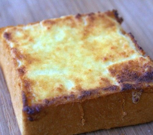 Taiwanese Brick Toast Recipe Thick White Eggy Bread Slathered With Milk Butter