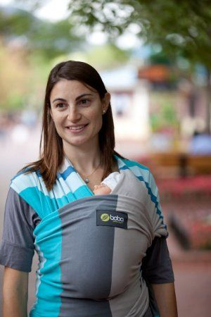 88df0ec8be6 Amazon.com  Boba Wrap Classic Baby Carrier - Black  Baby