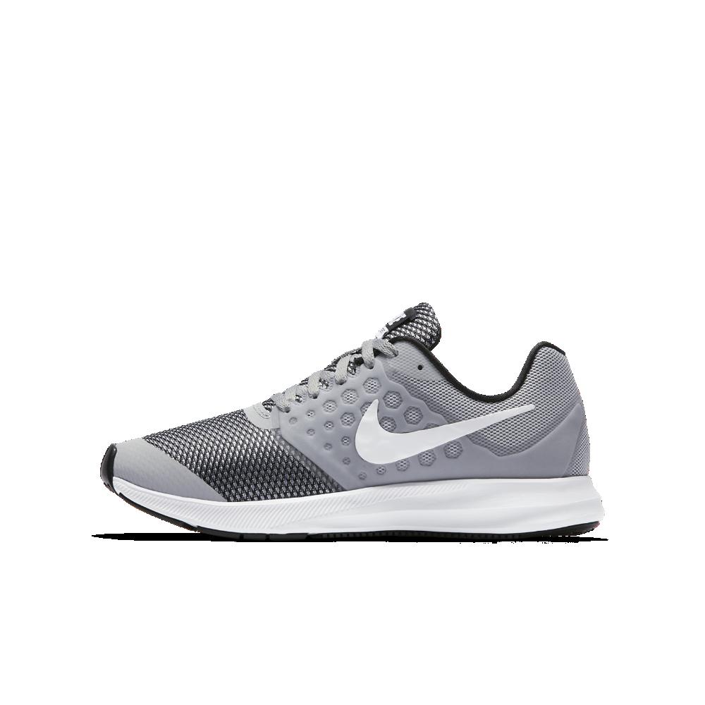 51842b1bb191 Nike Downshifter 7 Big Kids  Running Shoe Size 6.5Y (Grey ...
