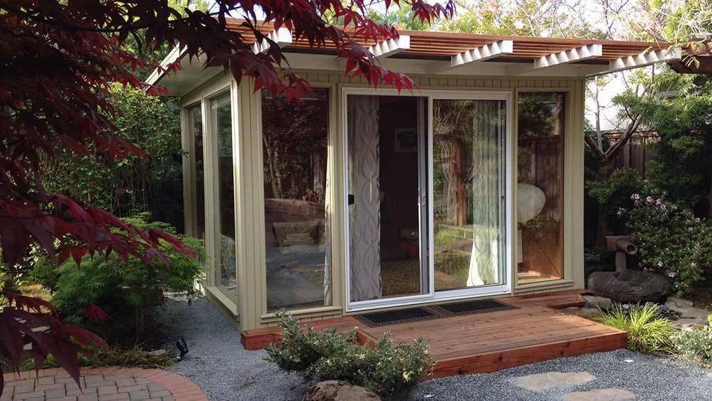 Fantastic 1000 Images About She Shed On Pinterest Micro House Tiny House Largest Home Design Picture Inspirations Pitcheantrous