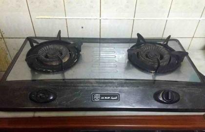 للبيع بوتوجاز شعلتين ماركة السيف Stove Top Oven Kitchen Appliances