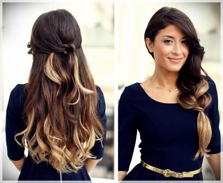 Diy Fast And Easy Hairstyles Styling Ideas With Instructions