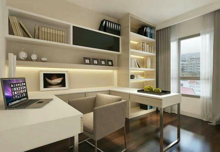 Modern And Inspiring Study Room Designs Study Room Small Home
