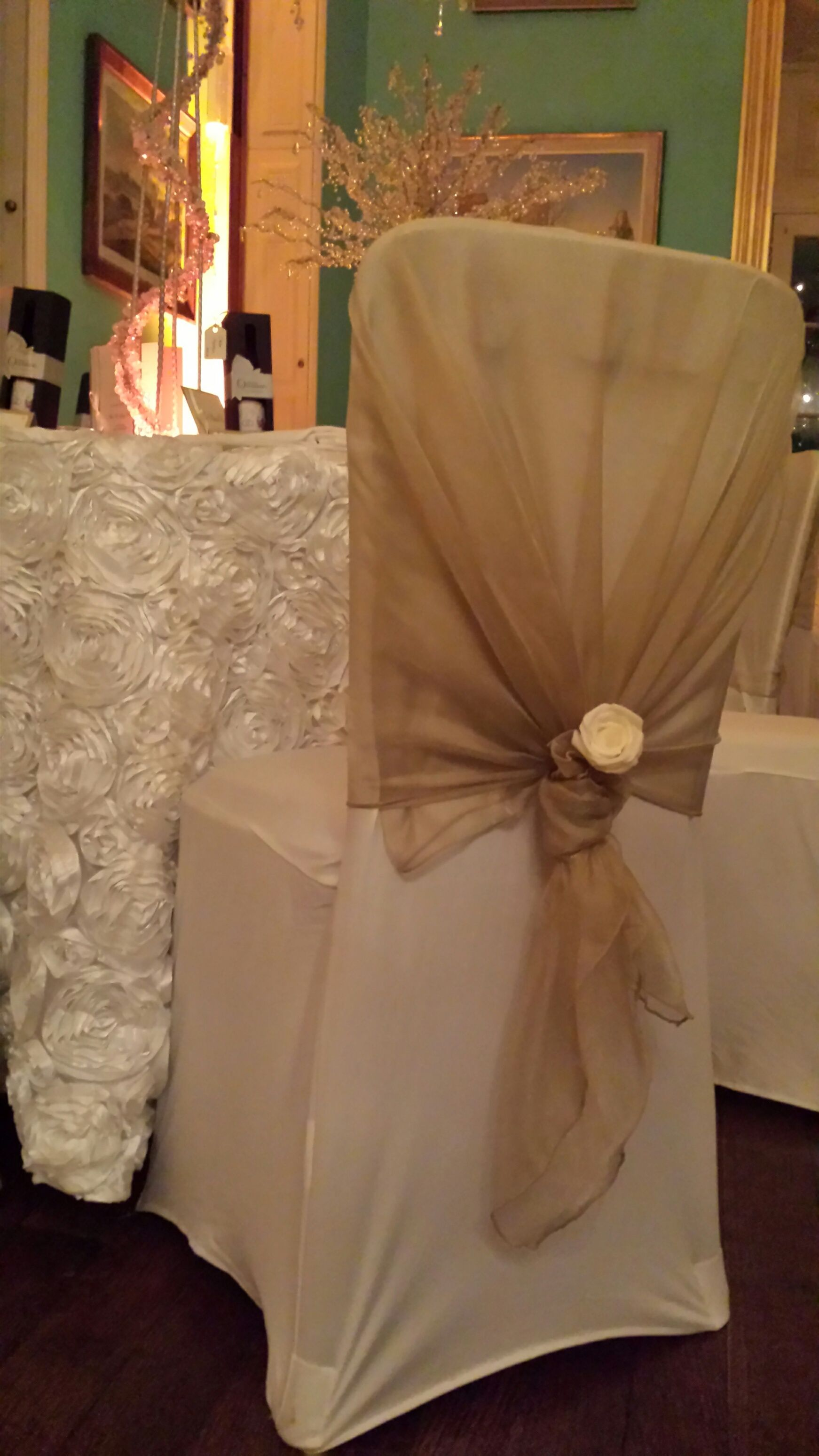 Awesome Chair Covers With Gold Hoods Gold Hoods For Chair Covers Theyellowbook Wood Chair Design Ideas Theyellowbookinfo