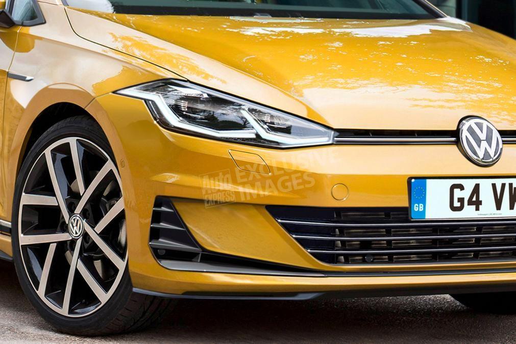 Vw Golf Mk8 628x356 Will The Anticipated Vw Golf Mk 8 Re Establish Itself As Hatchback King Vw Golf Hatchback Volkswagen