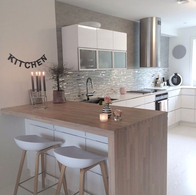 Pin de Tülin en Home   Pinterest   Renovaciones de cocina, Barra ...
