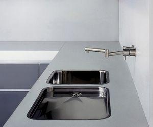 Wandarmatur Küche küchen einhebelmischer wandmontiert cardanoritmondio