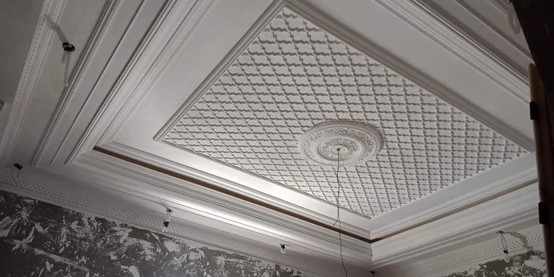 Pin By Mustafa Roman On أسقف جبس Ceiling Design False Ceiling Ceiling