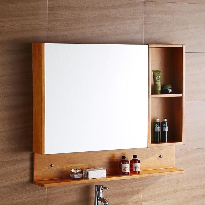 Bathroom Mirror Cabinet Oak, Bathroom Mirror Storage