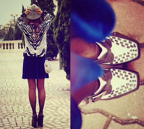 Where are the zebras (by Sweet J) http://lookbook.nu/look/4316639-where-are-the-zebras