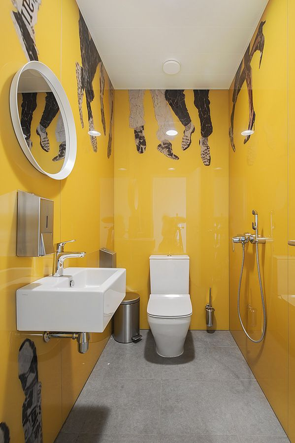 Office Bathroom Decor Ideas: Office Tour: Swatch Group Offices – Moscow