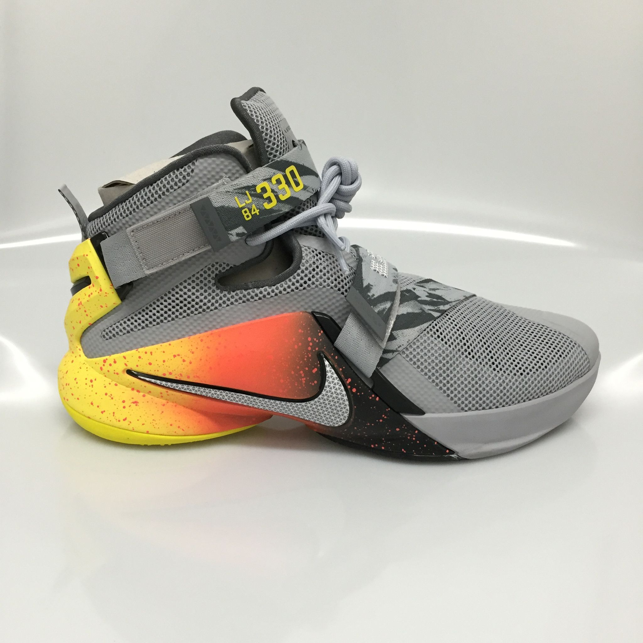sale retailer a092d edf41 CONDITION: Brand New/Promo Lebron Soldier 1 of 25 STYLE ...