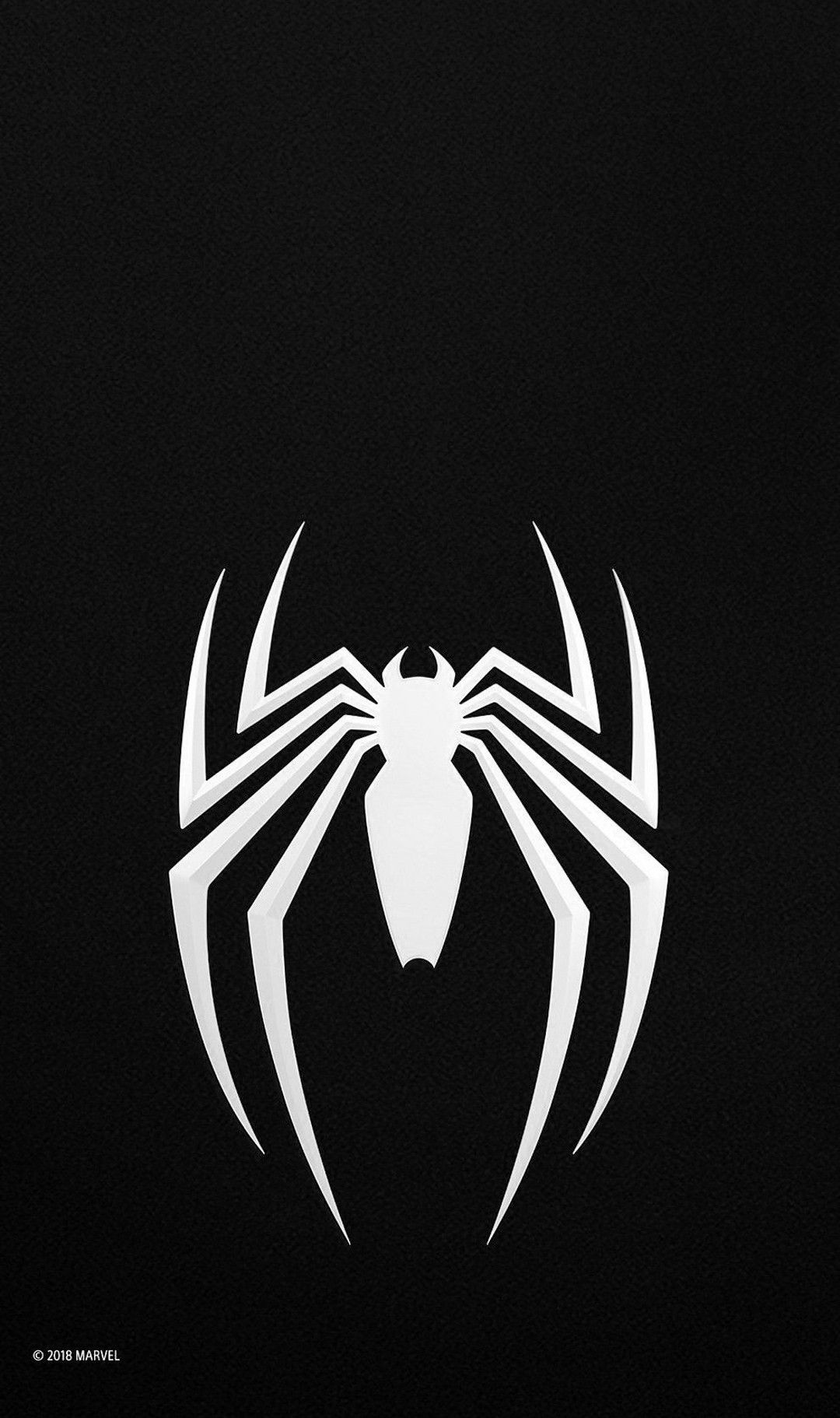 Spiderman logo black white spider verse spiderman - Black and white spiderman wallpaper ...
