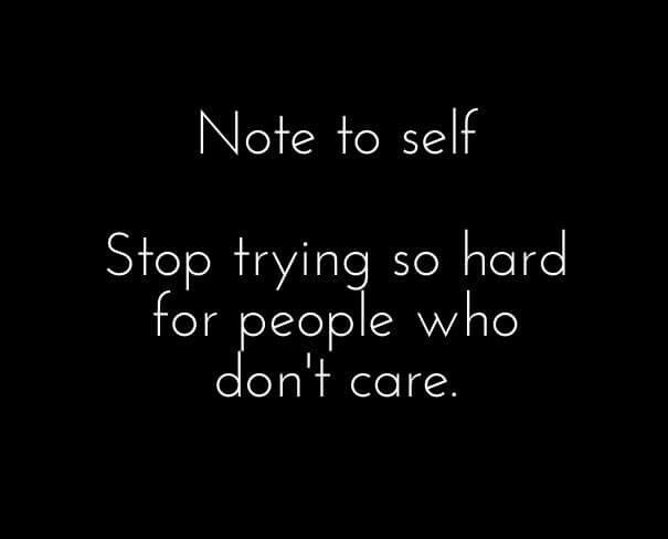 Trying Quotes Fair Note To Self  Relationshipstina Keel  Pinterest  Note Truths