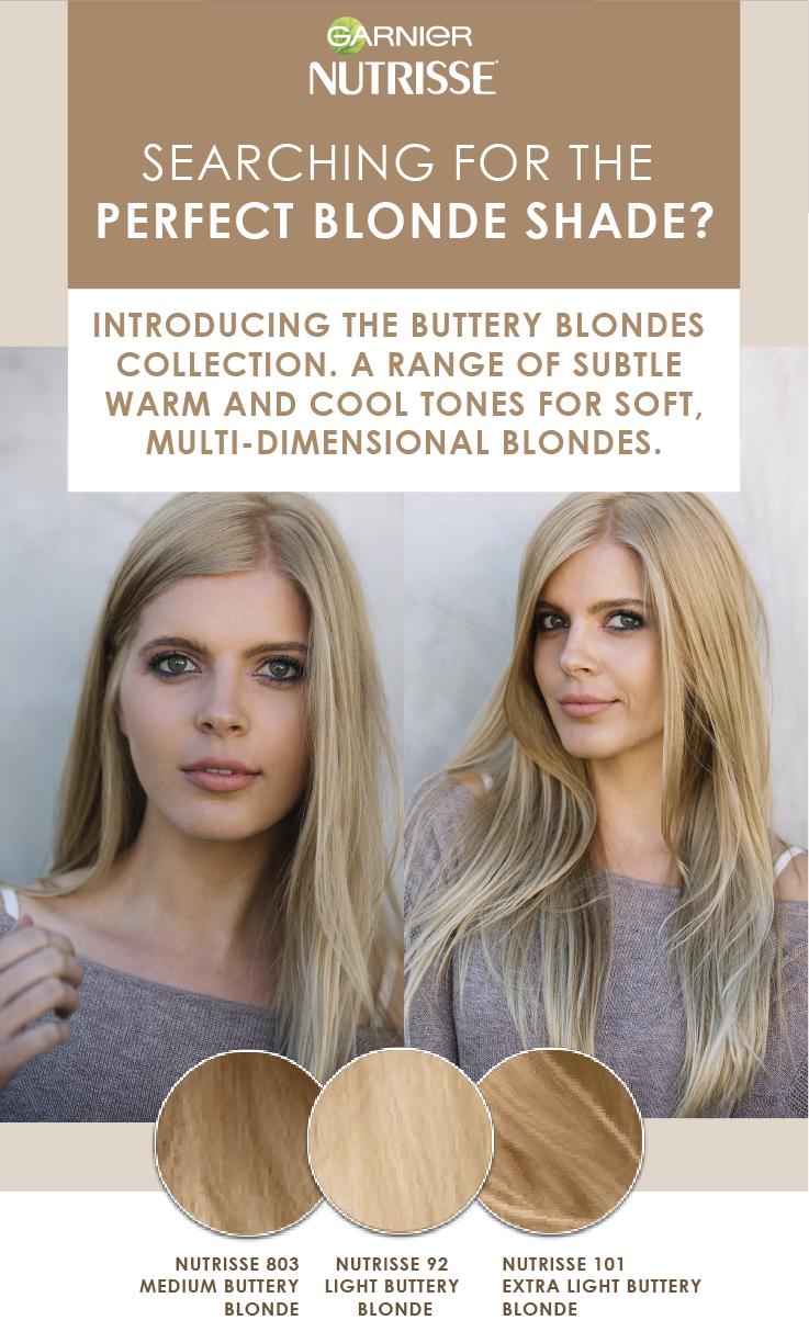 Introducing The Buttery Blondes Collection We Have A Range Of