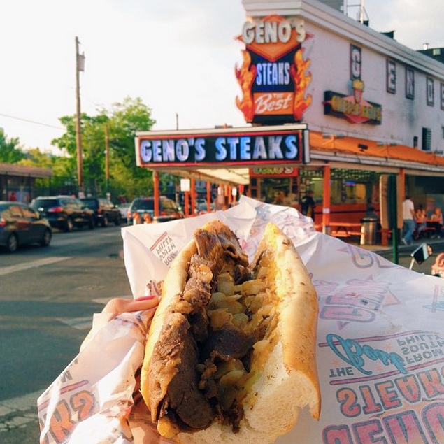 These 8 Restaurants Serve The Best Cheesesteaks In ...