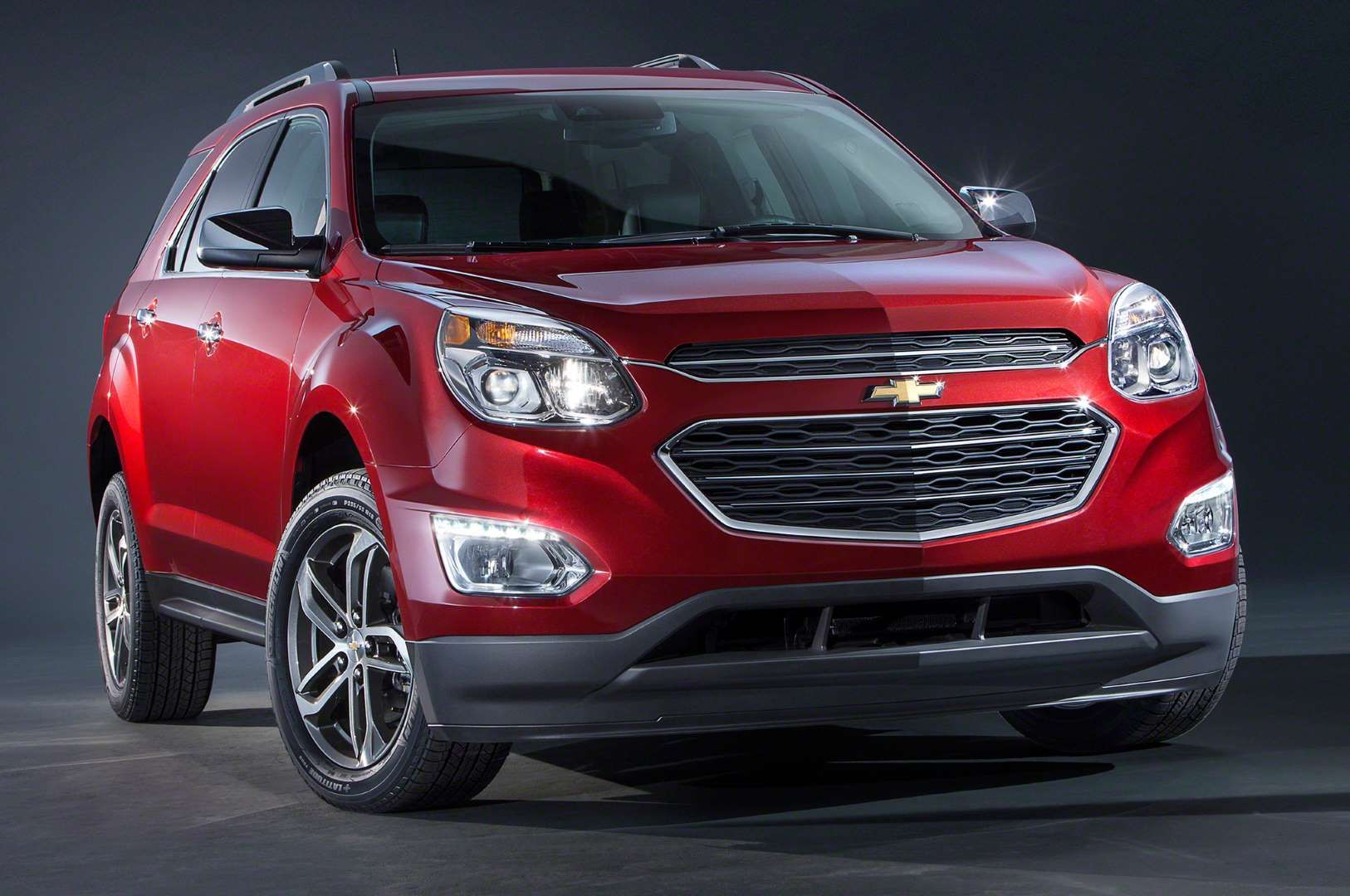 2016 Chevrolet Equinox LTZ - Provided by MotorTrend Latino