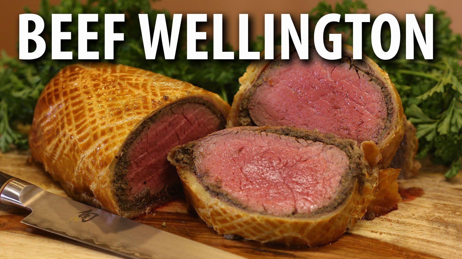 Amazing Beef Wellington Recipe Lobel S Of New York Beef Wellington Recipe Beef Wellington Wellington Food