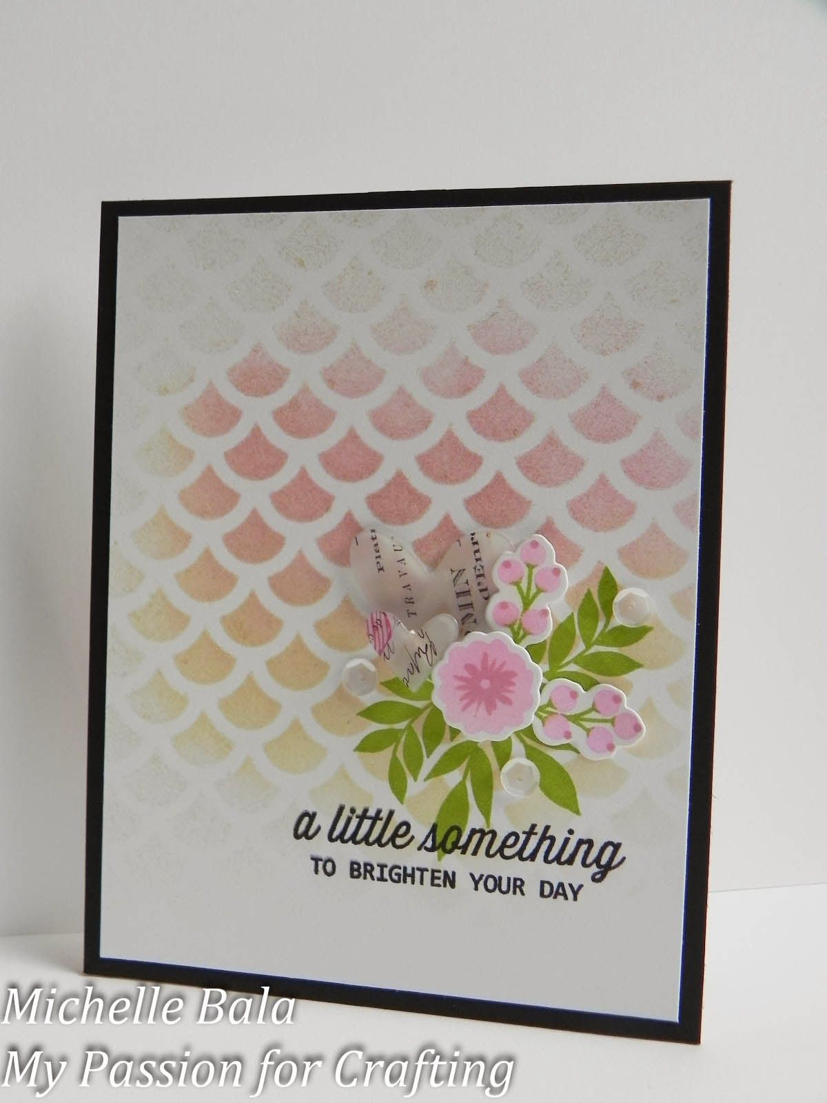 My passion for crafting ighten your day wplus9 fresh cut explore brighten your day flower cards and more izmirmasajfo