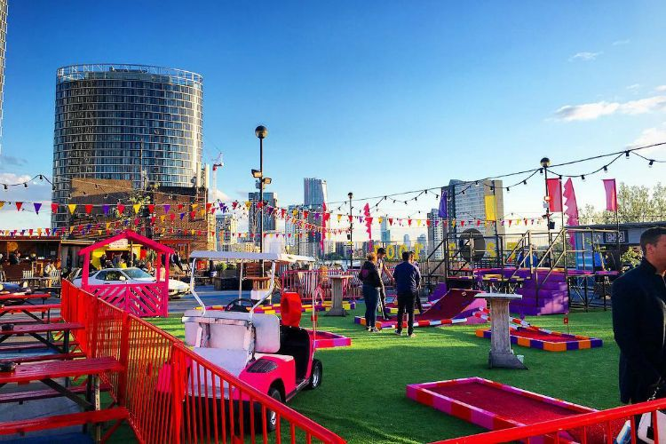 London S Top Activity Bars With Images London Rooftops London