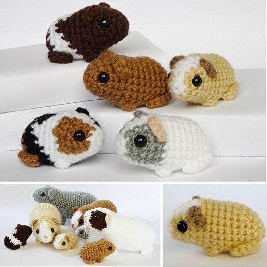 Dog Crochet Pattern Pinterest Top Pins Video Tutorial | Crochet ... | 550x550