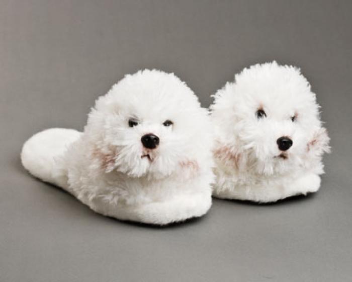 755cb1cc83df For Rick  Bichon Frise Dog Slippers