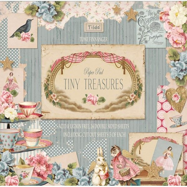 tiny treasures tilda - Поиск в Google