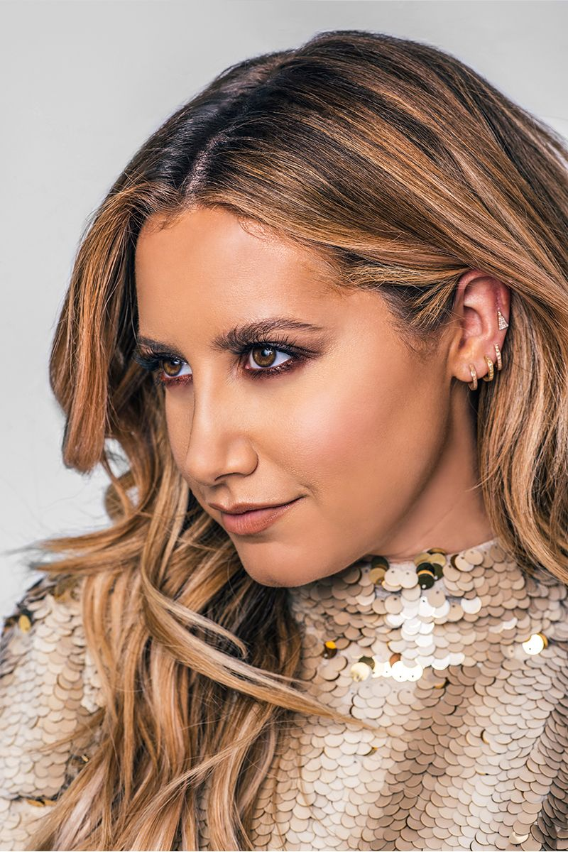 Ashley Tisdale Is A Beauty Boss Ashley Tisdale Tisdale Ashley