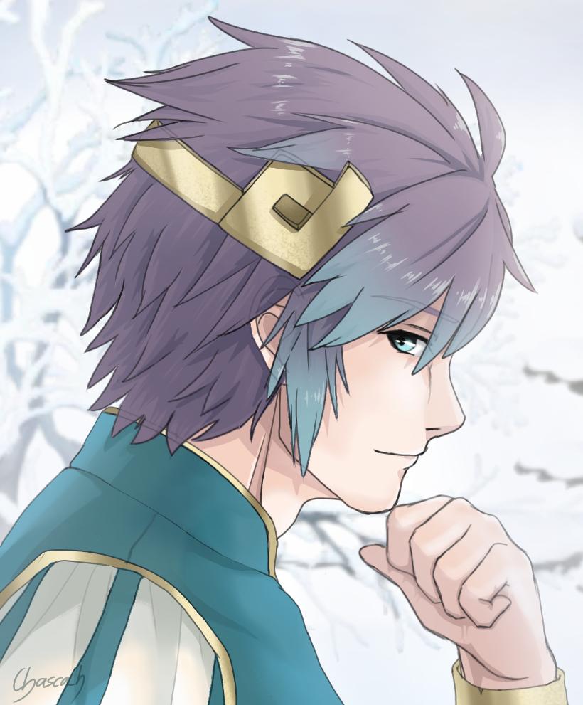 Prince of Ice Fire emblem, Header image, Anime