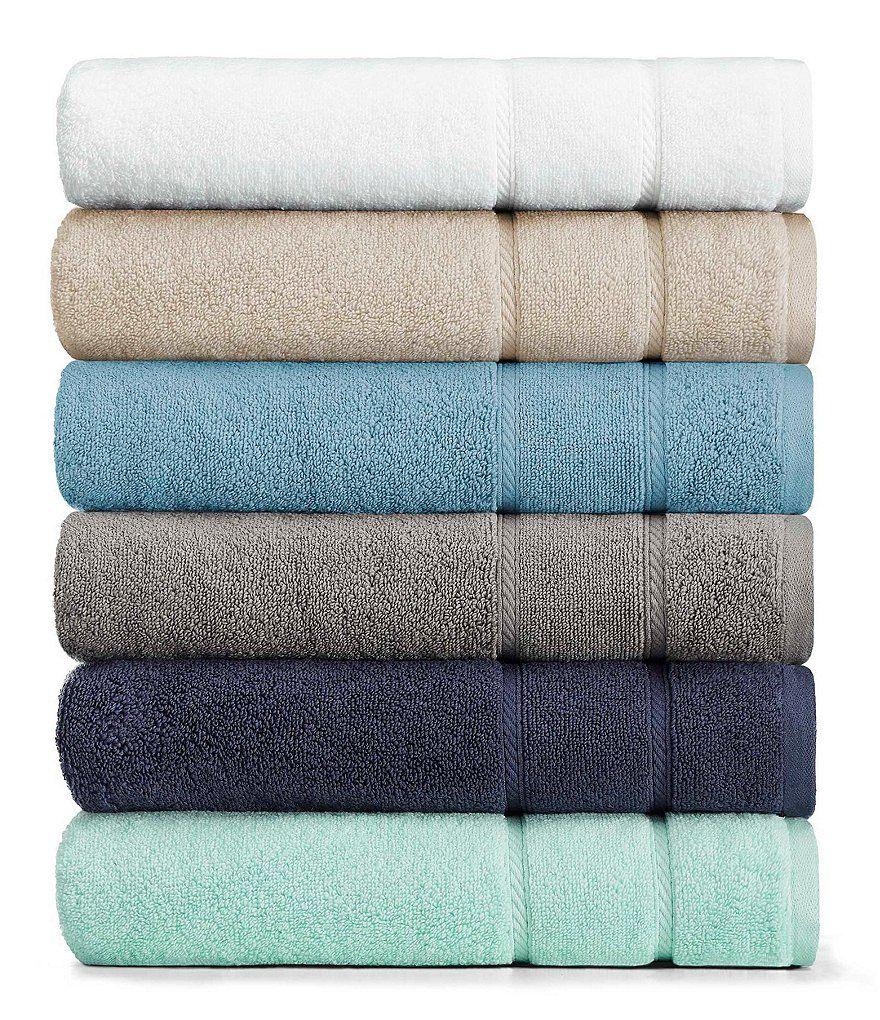 Nautica Belle Haven 6 Piece Bath Towel Set Asterope In 2019 Towel Set Bath Towel Sets Bath Towels