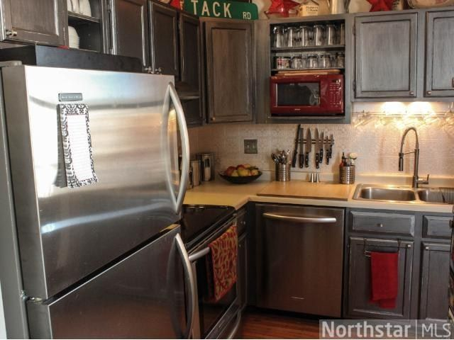 Pin By Molly Tack On Home Kitchen Remodel New Kitchen Refinishing Cabinets