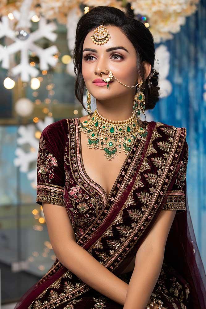 Professional Bridal Makeup Artists In De... Professional