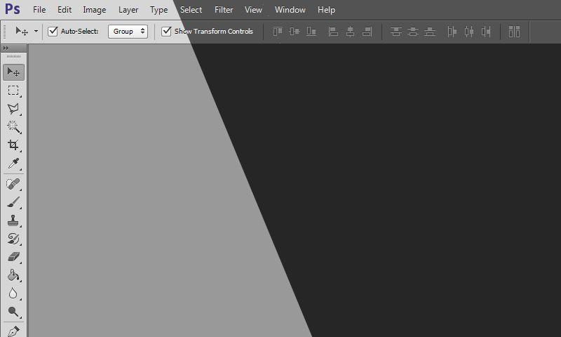 Quick Tip: Change Photoshop CS6 Interface Color