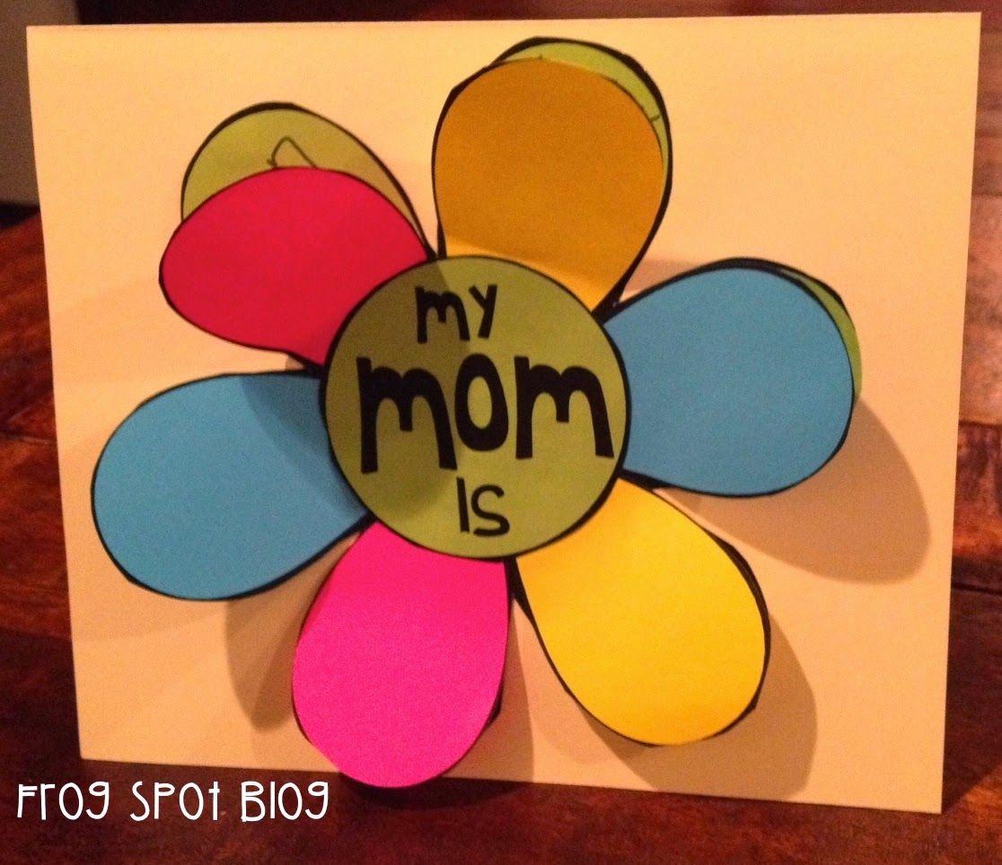 Charming Card Making Ideas For Kindergarten Part - 11: Craft Activities