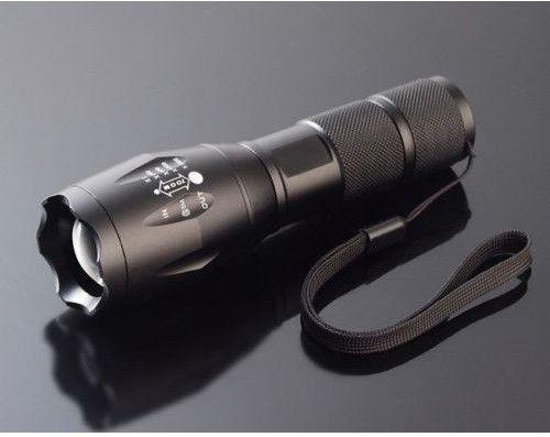 Tactical Led 2000 Lumen Flashlight 2020 Lanterna Militar