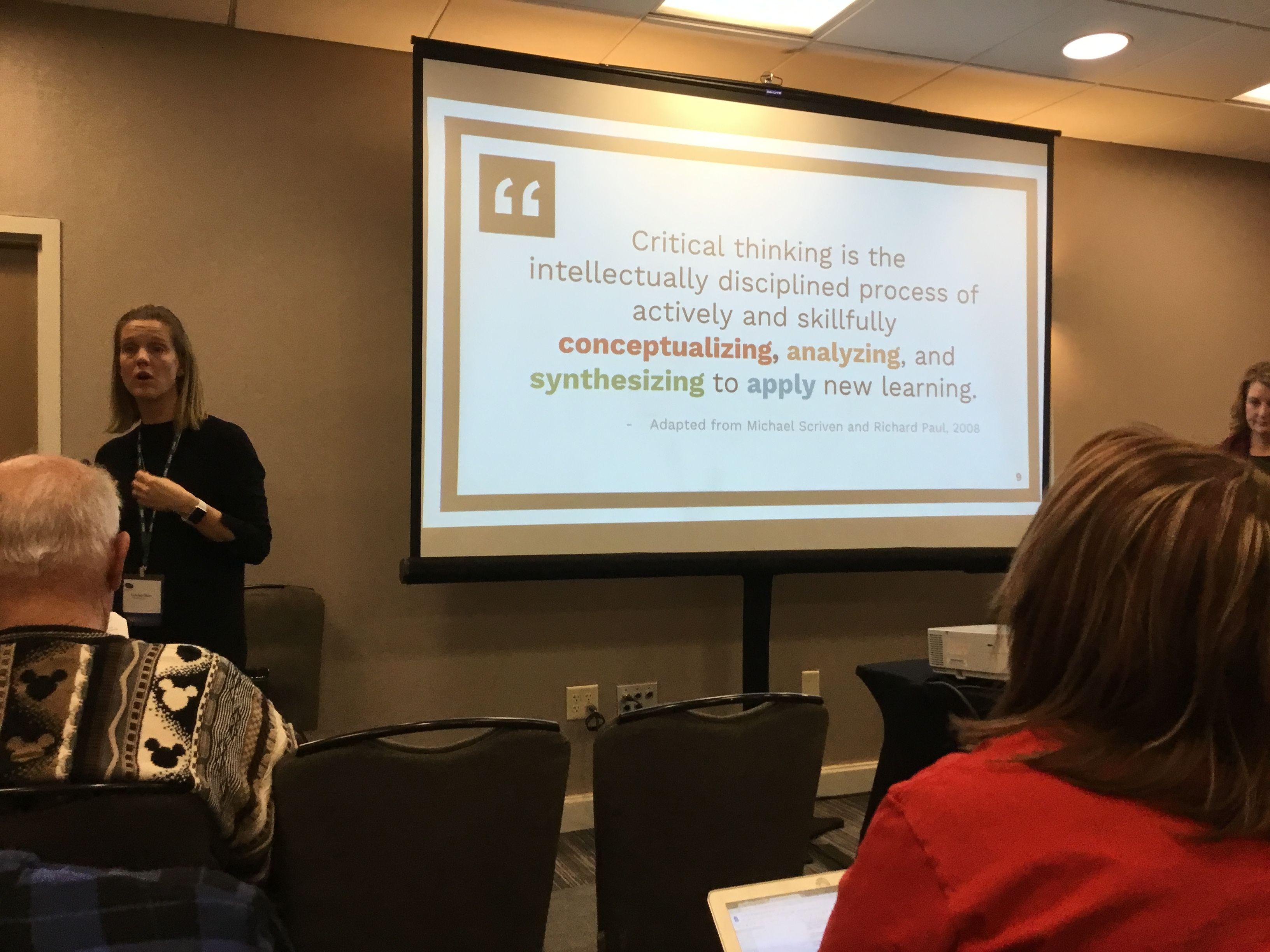 Pin by JoAnn Moran on Teaching Ideas Critical thinking