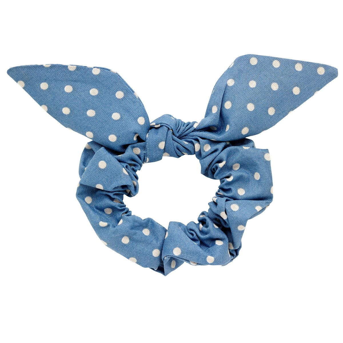 Mini Dot Fabric Bow Hair Tie | Everything but Gift Cards | CathKidston