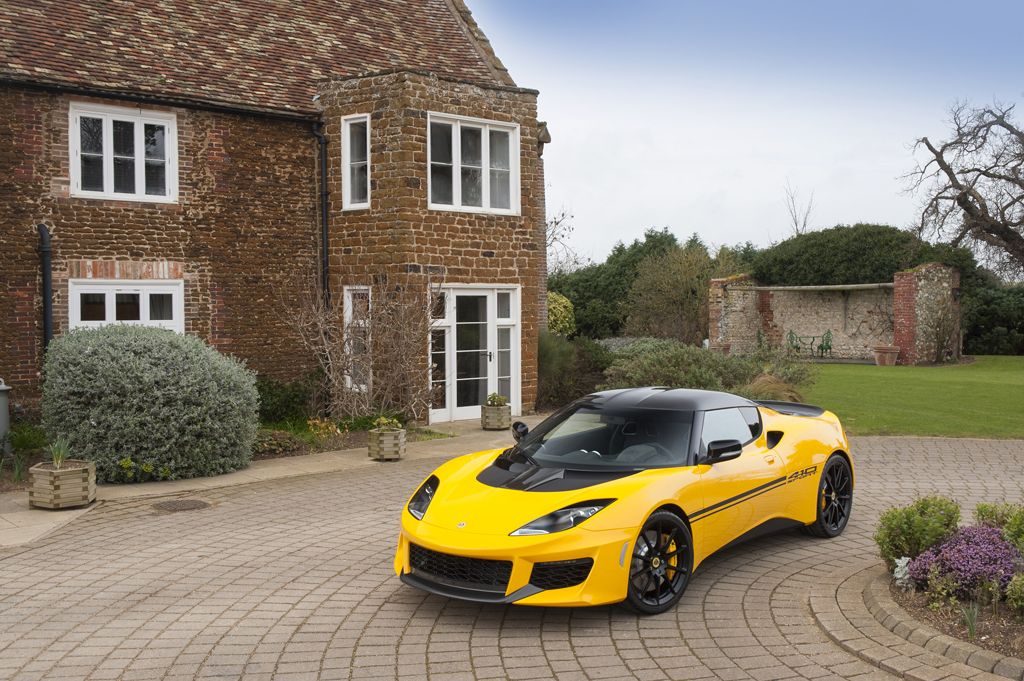 Meet The Hardcore Lotus Evora Sport 410 This is the best version of ...