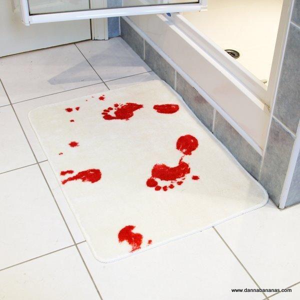 Blood Bath Bath Mat