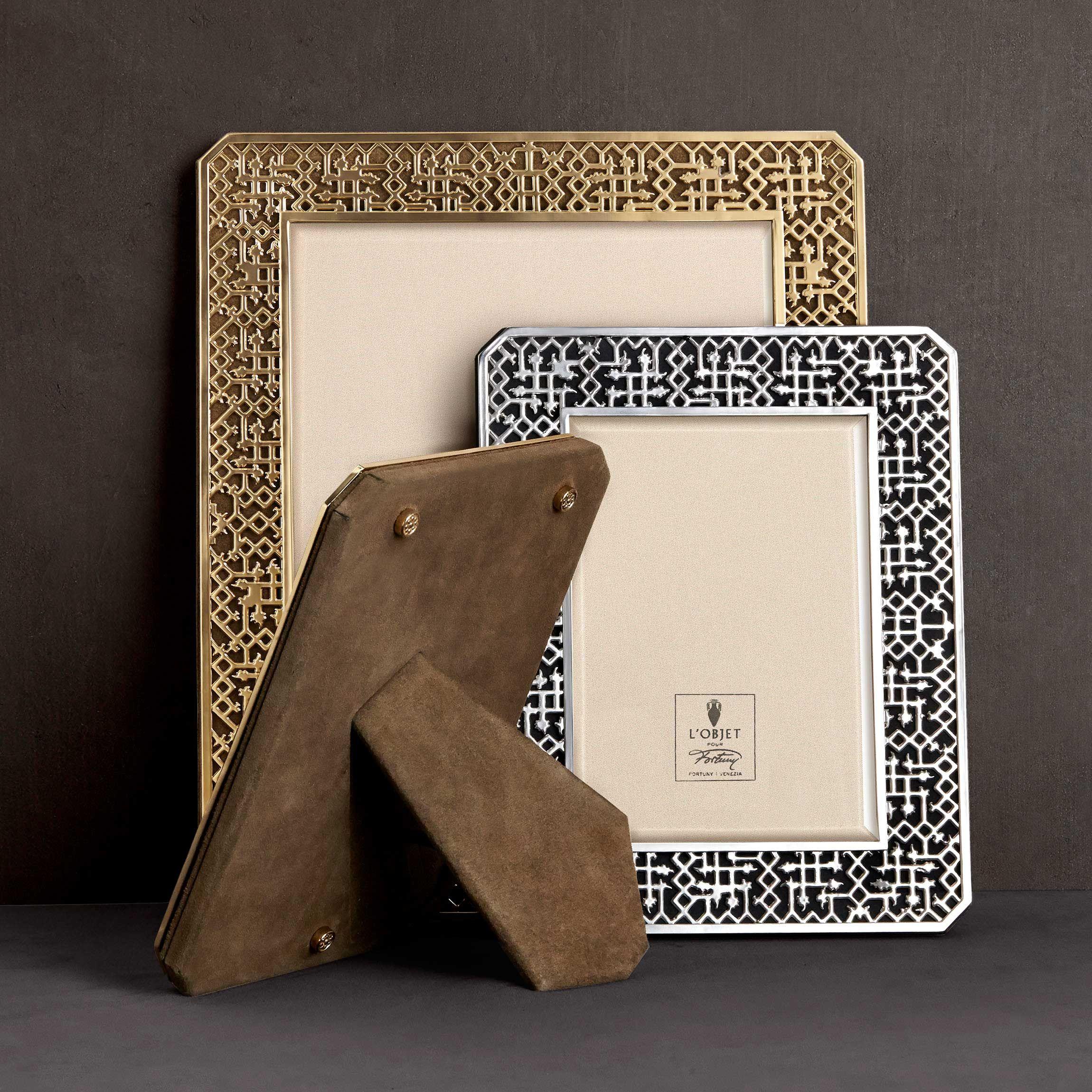 Fortuny Rabat Collection Frames At L Objet Frame Decor Shop Decoration Frame