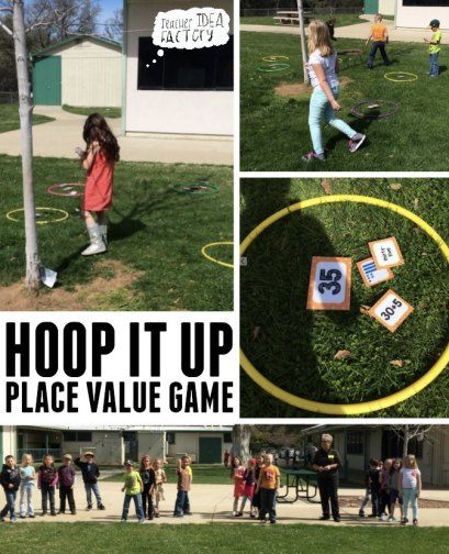 March Madness Math Game | Place Value Game
