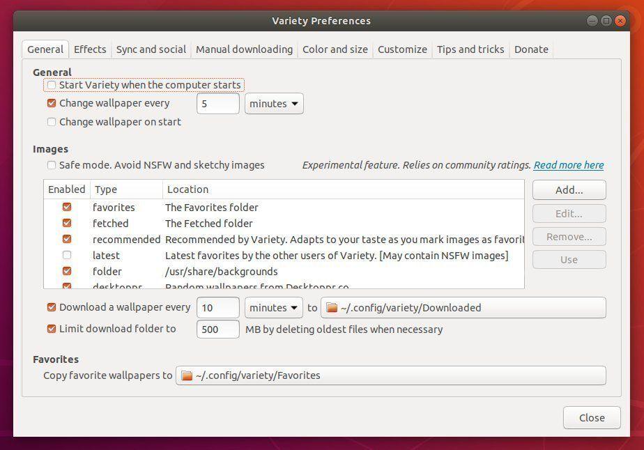 Top 10 Best Linux Wallpaper Changer Software Linux Linux Mint Desktop Environment