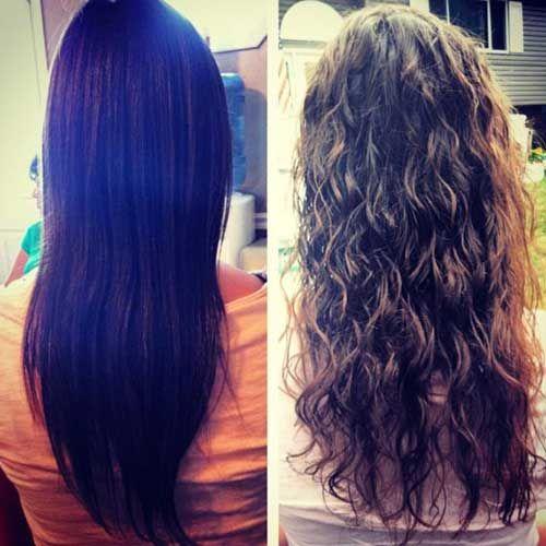 Hair Perm Style Hair Styles Permed Hairstyles Hair Waves
