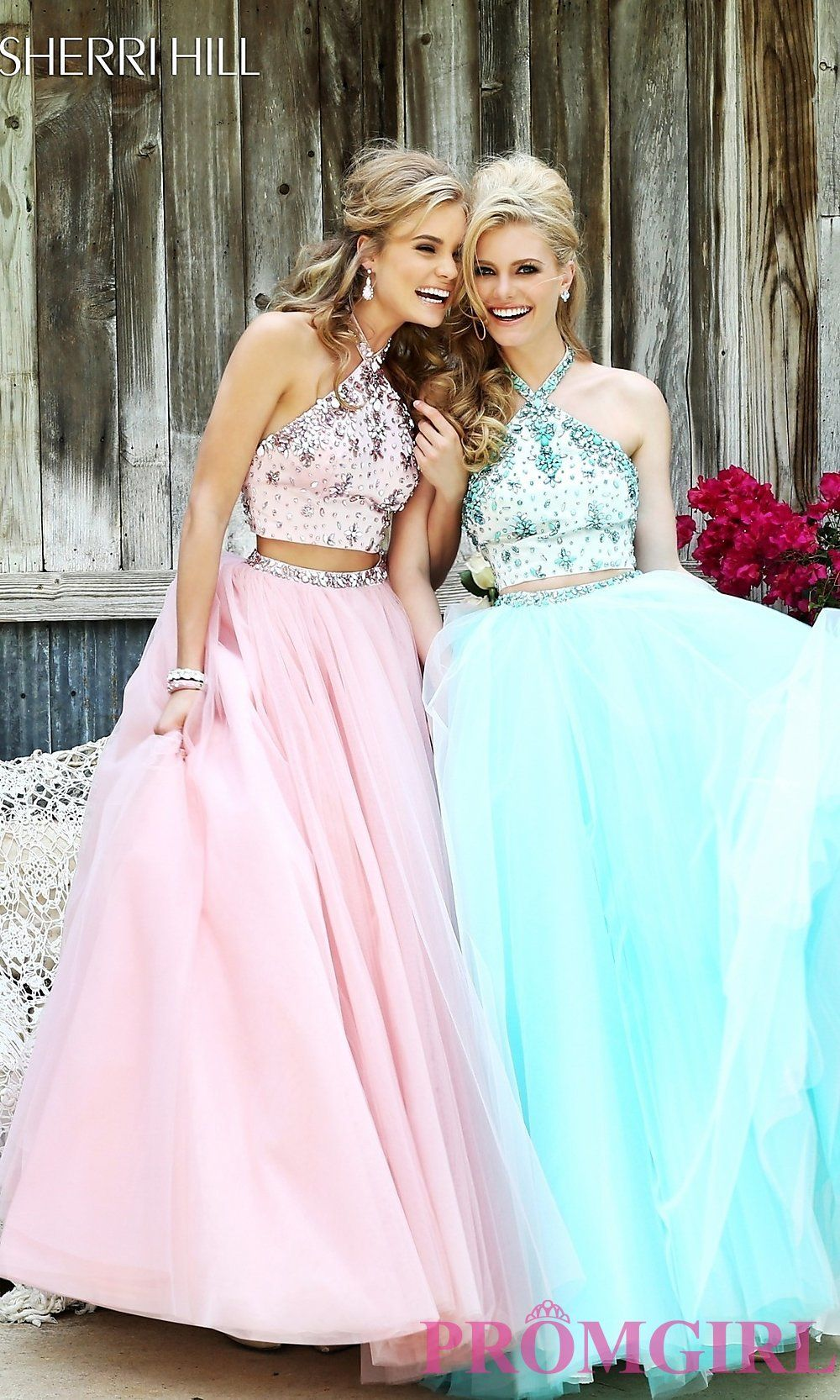 Prom Dresses, Celebrity Dresses, Sexy Evening Gowns: Two Piece ...