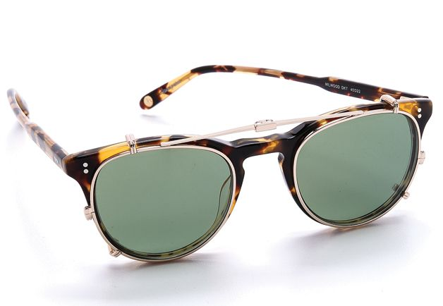 Seven Summer Ready Clip-on Sunglasses