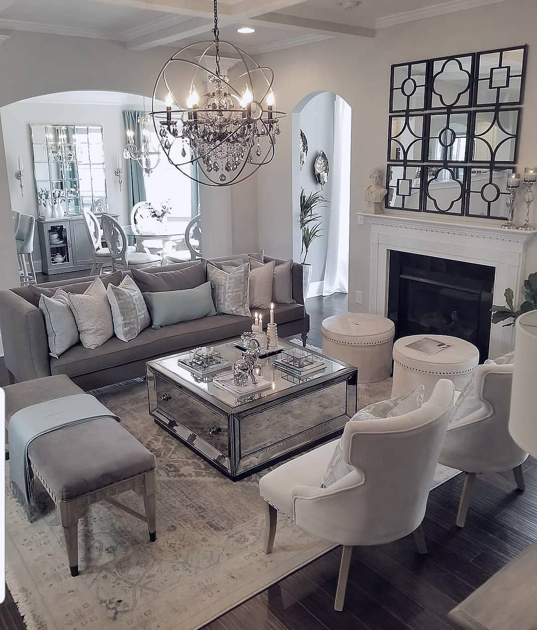 For A Video Tour Of My Livingroom Breakfast Area Visit
