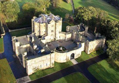 Seton Castle · Longniddry · East Lothian