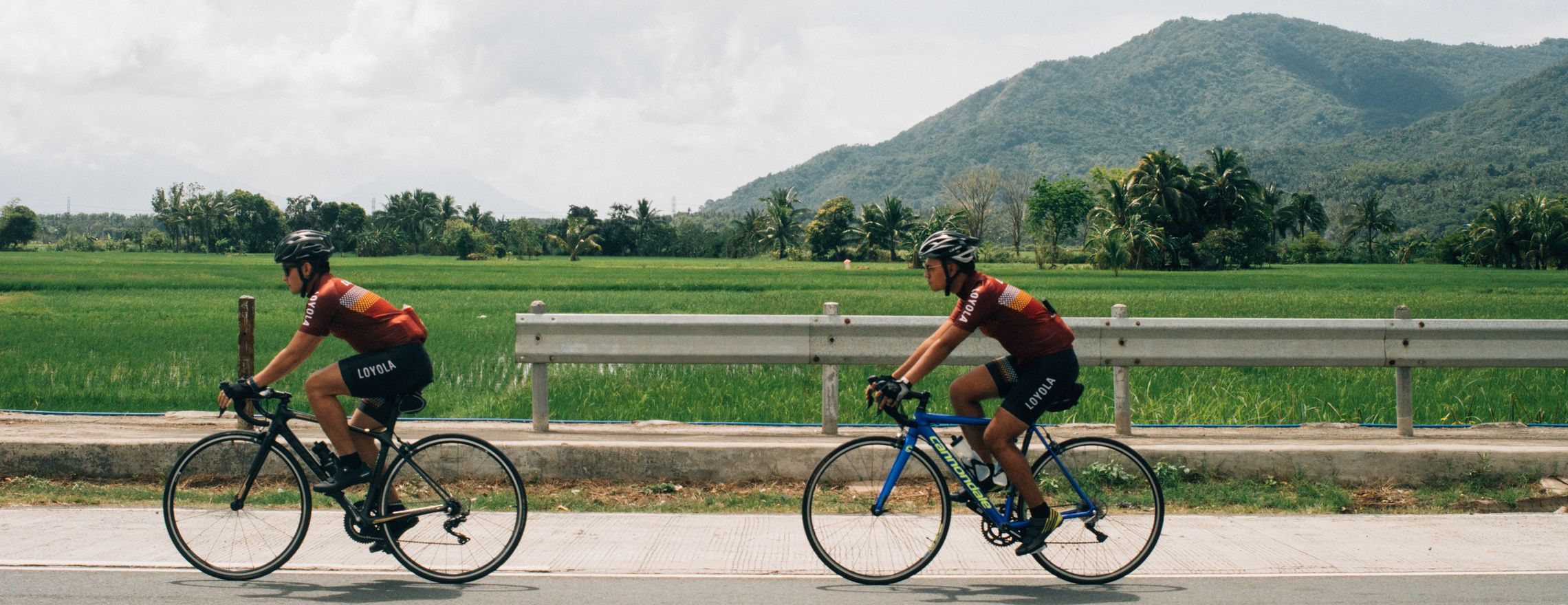 Team Loyola Mission Ride To Caliraya Laguna Philippines Cycling Cycle Roadbike Teamloyola Ride Ciclo P Cycling Photography Cycling University Student