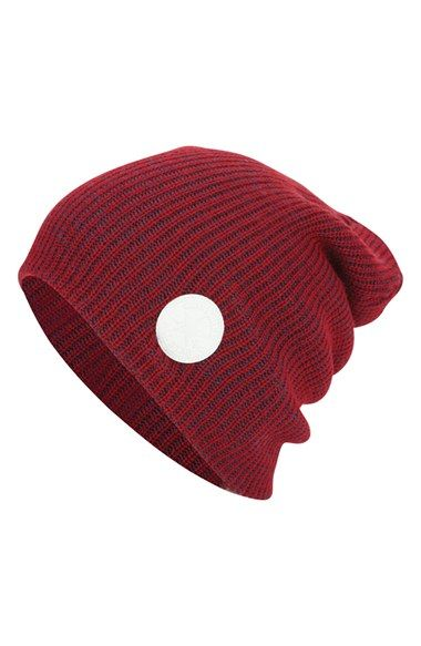 d8e284e81e9 Converse Slouchy Rib Knit Beanie available at  Nordstrom